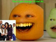 Annoying Orange Fresh Orange Of Bel Air