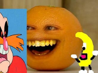 Annoying Orange Peanut Butter Jelly Time Pingas