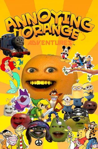 File:Annoying Orange's Adventures Poster.jpg