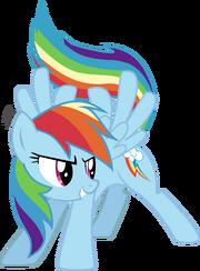 Rainbow dash by blackgryph0n-d3e1auv