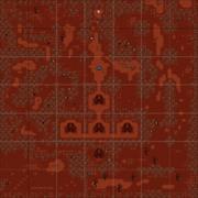 Anodyne map REDSEA