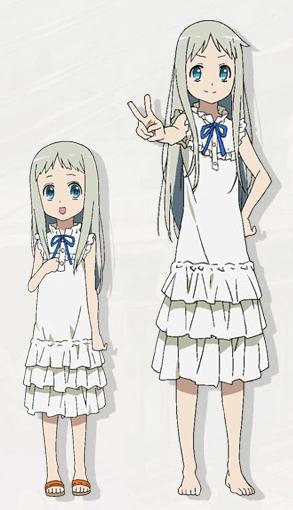 "Meiko ""Menma"" Honma | Anohana Wiki | FANDOM powered by Wikia"