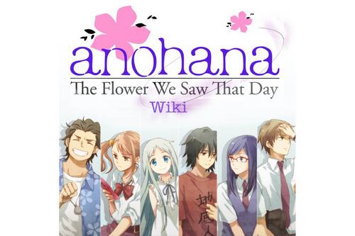 Anohana Wiki