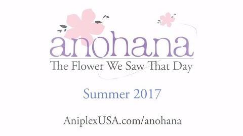 Hongqilim/Aniplex USA Dubs anohana Anime Series, Announces Cast (Updated)