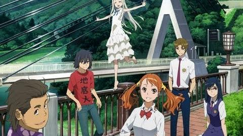 Anohana ~ The Flower We Saw That Day PV