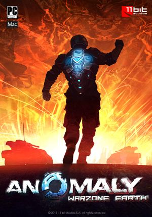 Anomaly Warzone Earth Cover