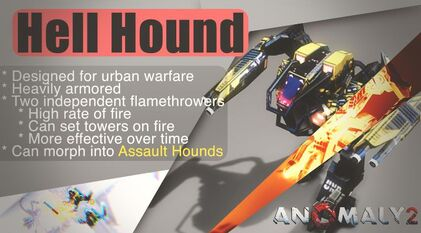 Anomaly 2 Hell Hound