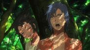 Chiharu odnalazła Tetsurō
