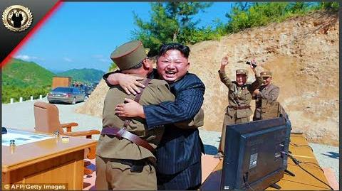 Anonymous- North Korea Threatens To Wipe Out U