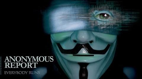 Anonymous!!! Project blue beam and fake rapture agenda.