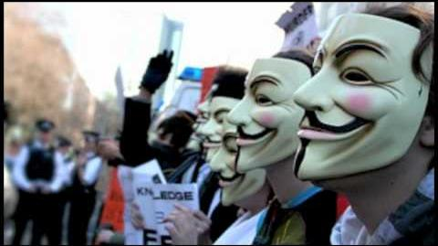 ANONYMOUS - OPERATION LEAKSPIN - A Call To Action