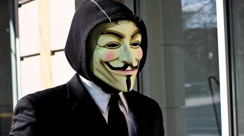Anonymous - Operation Africa OpAfrica