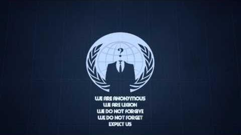 Anonymous - Operation Sony