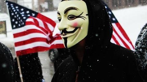 Anonymous - VOTE ANONYMOUS 2016