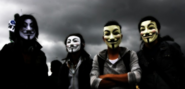 Four Anonymous Members