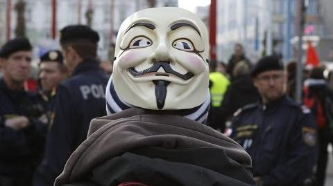 Anonymous - Operation Brussels OpBrussels