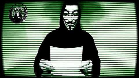ANONYMOUS - OPERATION FREE NET - 2018-2