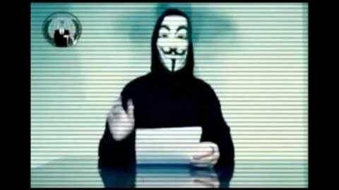 How To Join Anonymous