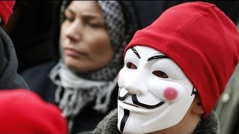 Anonymous - Message to all gang related citizens-0