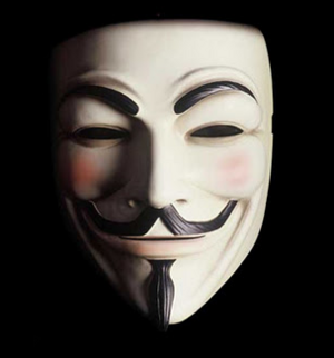 Official Anonymous Mask