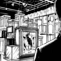 Misaki M. in the manga
