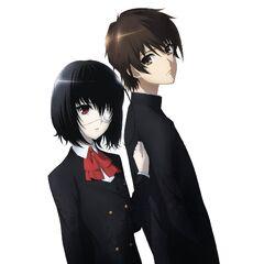Mei and Kouichi