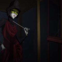 Masked Doll