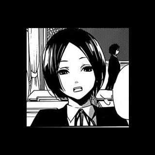 Ryoko talking to Reiko