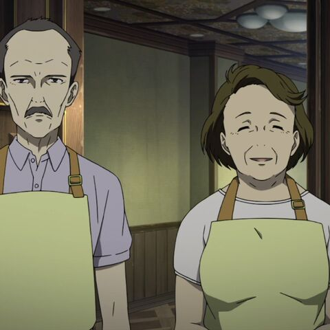 Kensaku and Keiko