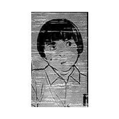 Junta's appearance in the manga, as Chibiki recounts everyone who's been killed by the curse. He looks significantly different in this version.