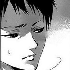 Takeru considers Izumi's point at the inn.