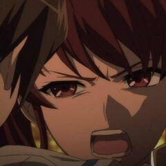 Izumi fights with Kouichi.