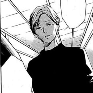 Younger appearance in the manga