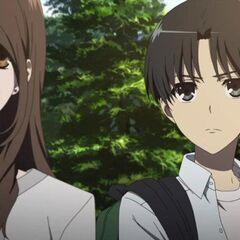 Manabu and Ms. Mikami.