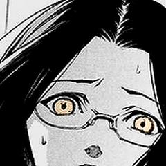 Yukari flees.