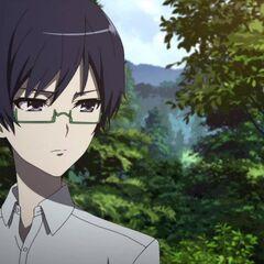 Tomohiko is not amused.