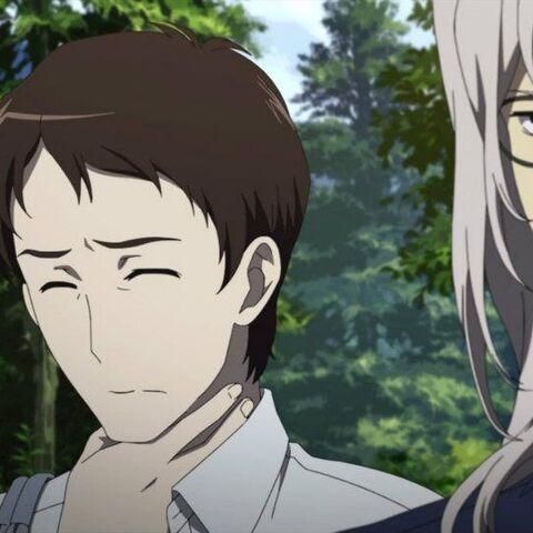 Daisuke and Chibiki.