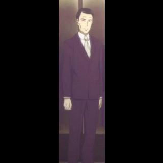 Ryouhei as a younger man.