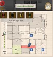 Enigmatic escape alarm 3