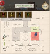 Curious circumstances bedroom alarm
