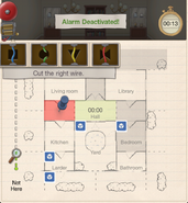Curious circumstances west hall alarm