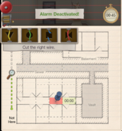 Mysterious mastermind alarm 2