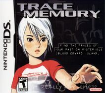 Trace memory front cover