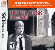 Hotel dusk room 215 front cover (re-released)