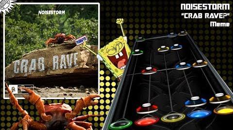 CH Noisestorm - Crab Rave? (Meme Chart)