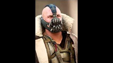 Bane Sings Snake Eater (Big Guy Edition)