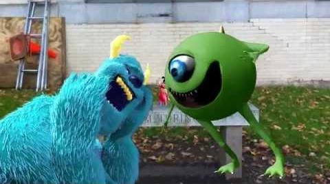 Monster's Inc, (Fan Film) ~IF I DIDN'T HAVE YOU~