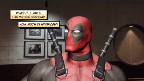 Deadpool Fuck Math