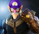 A new badly photoshopped image of Waluigi every day