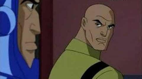 Lex Luthor proves he is evil
